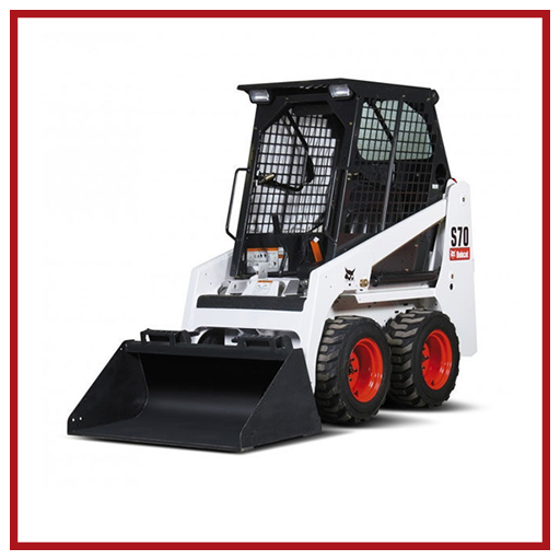 Bobcat Skid Steer Loader S70