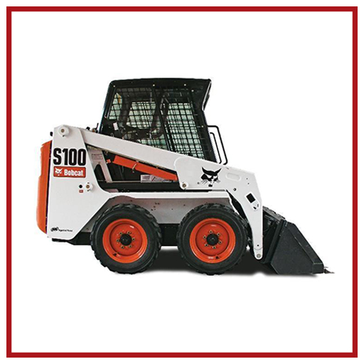 Bobcat Skid Steer Loader S100