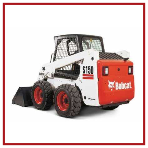 Bobcat Skid Steer Loader S150
