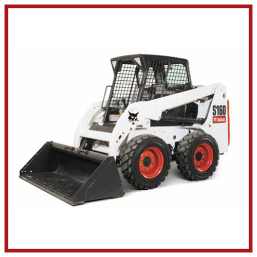 Bobcat Skid Steer Loader S160