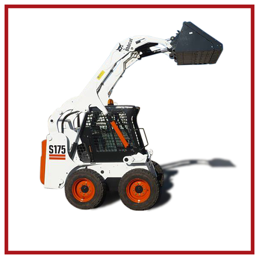 Bobcat Skid Steer Loader S175