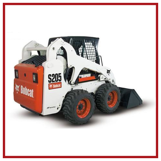 Bobcat Skid Steer Loader S205