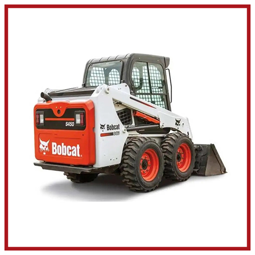 Bobcat Skid Steer Loader S450