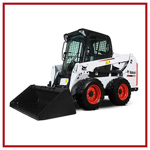 Bobcat Skid Steer Loader S510