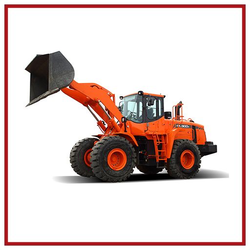 Doosan Wheel Loader Dl300a