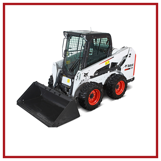 Bobcat Skid Steer Loader S550