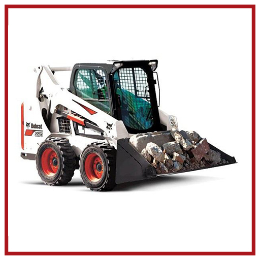 Bobcat Skid Steer Loader S570