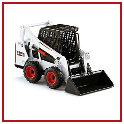 Bobcat Skid Steer Loader S590
