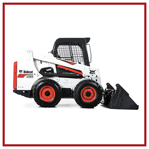Bobcat Skid Steer Loader S630
