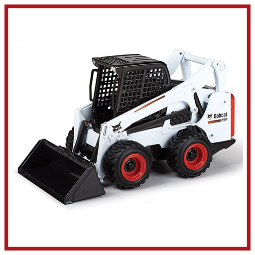 Bobcat Skid Steer Loader S650