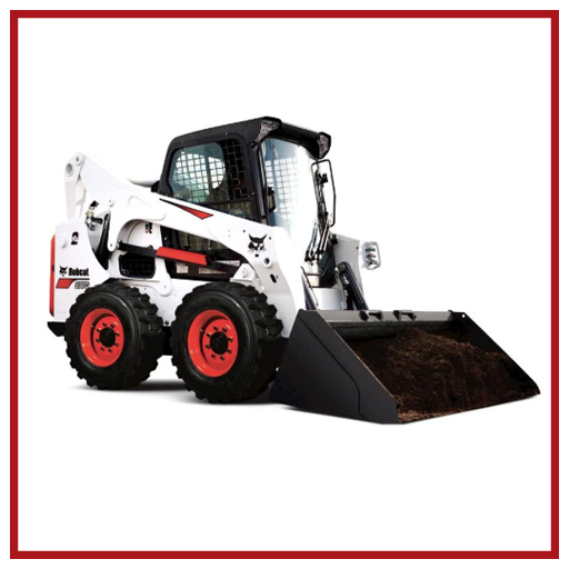 Bobcat Skid Steer Loader S770