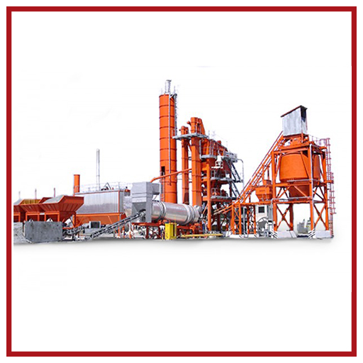 Marini Stationary Asphalt Plants Ultimap 2000