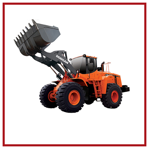 Doosan Wheel Loader Dl420a
