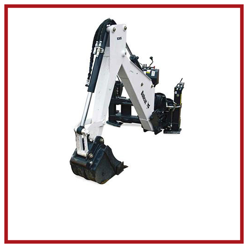 Bobcat Attachments Backhoe