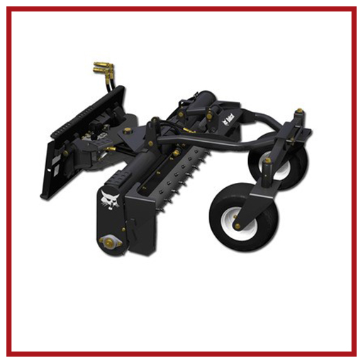Bobcat Attachments Soil Conditioner