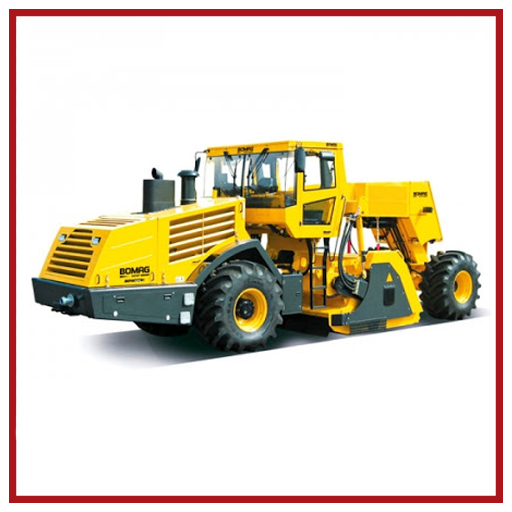 Bomag  Recycler & Stabilizer Rs 600