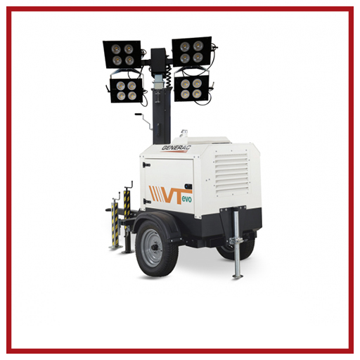 Generac Led Light Towers Vt Evo
