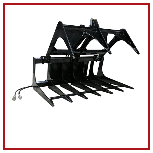 Bobcat Attachments Root Grapple
