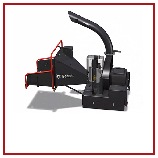 Bobcat Attachments Wood Chipper