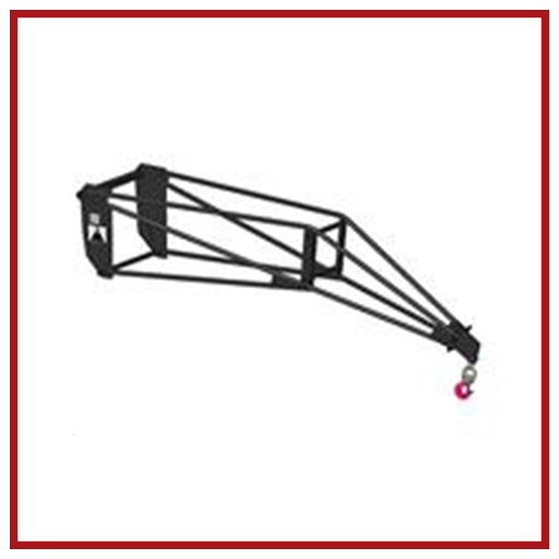 Bobcat Attachments Jib Extension