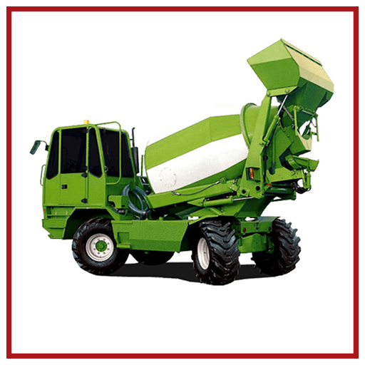 Merlo Self-loading Concrete Mixer Dbm3500
