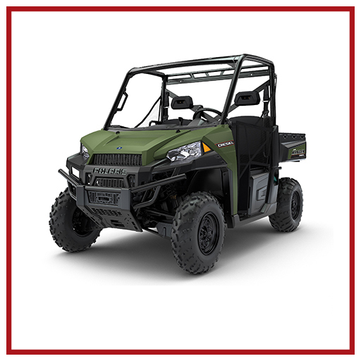 Polaris Off-road Vehicles Ranger Hd Diesel