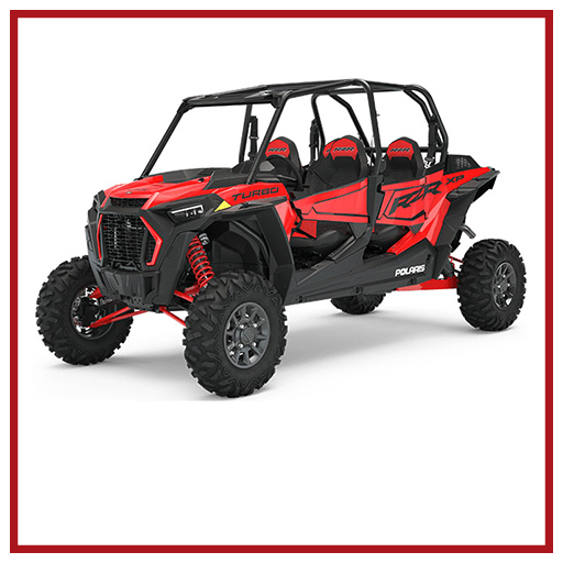 Polaris Off-road Vehicles Rzr Xp 4 Turbo
