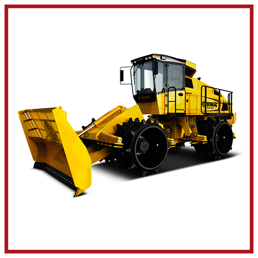 Bomag Refuse Compactor Bc 473 Rb-3