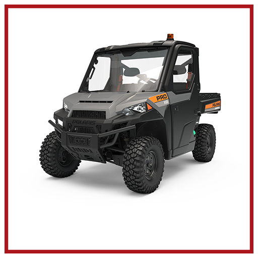 Polaris Off-road Vehicles Pro Xd 2000d - Diesel