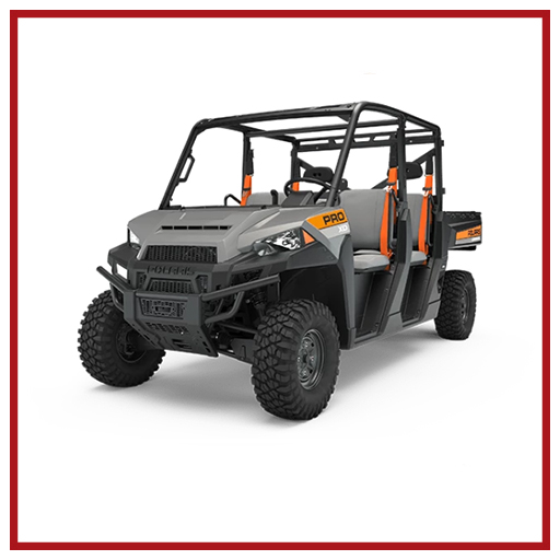 Polaris Off-road Vehicles Pro Xd 4000g - Gas
