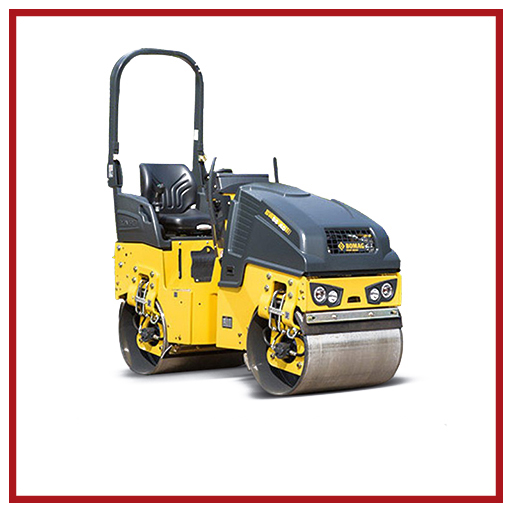 Bomag Light Articulated Tandem Roller Bw 120 Ad-5