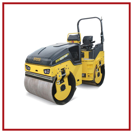 Bomag Light Articulated Tandem Roller Bw 135 Ad-5