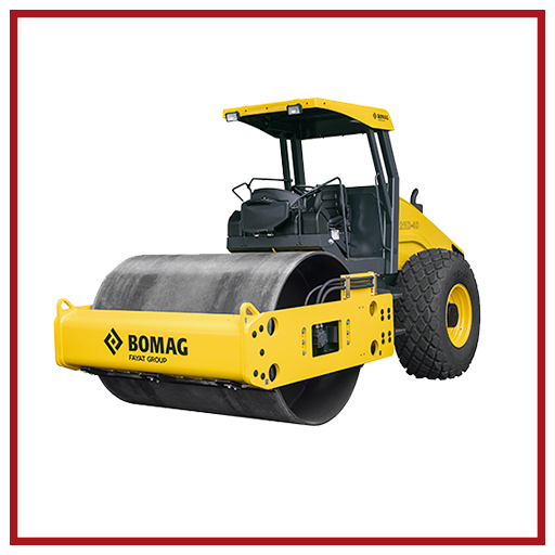 Bomag Single Drum Roller Bw 211 D-40