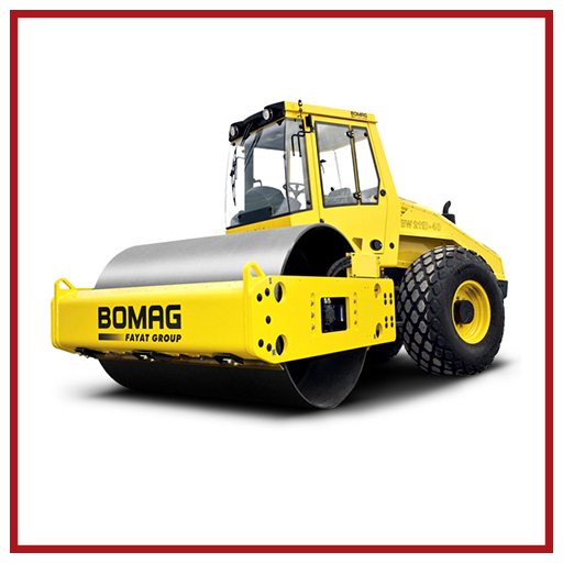 Bomag Single Drum Roller Bw 218 D-40