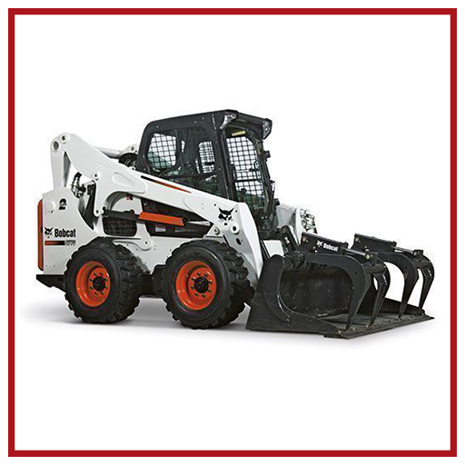 Bobcat All Wheels Steer Loaders A770