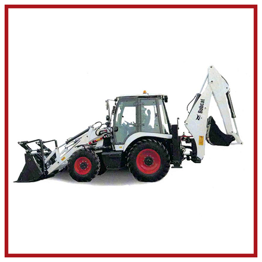 Bobcat Backhoe Loaders B730