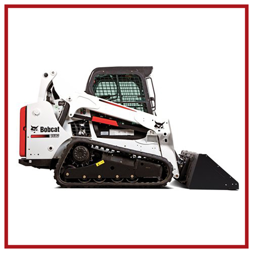 Bobcat Compact Tracked Loader T590