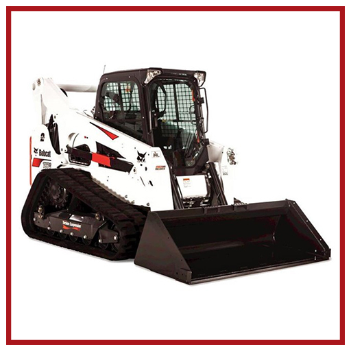 Bobcat Compact Tracked Loader T870